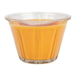 bougie parfumée orange vanillée comptoir de famille