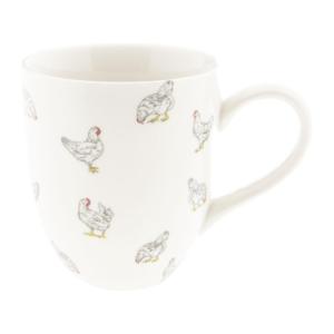 Mug collection poule claire en eef