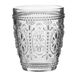 6 gobelets en verre chambord comptoir de famille
