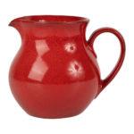 Pichet 1,9 litres comptoir de famille suzanne en grès rouge