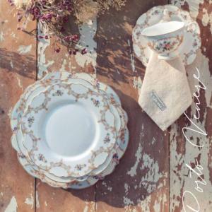 vaisselle blanc mariclo porto venere collection été