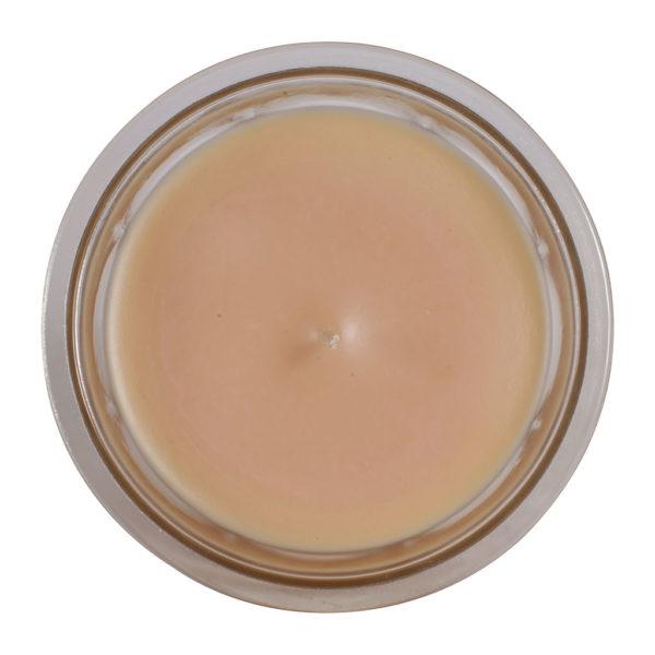 bougie senteur café crème pot de confiture comptoir de famille