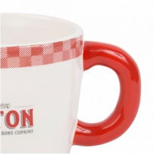 tasse à thé 35 cl en dolomite comptoir de famille Gaston