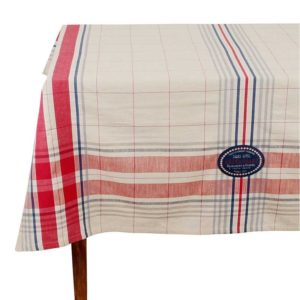 acheter nappe bistrot carrée 4 personnes batignolles comptoir de famille